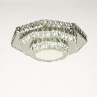 Потолочная LED люстра GU09812