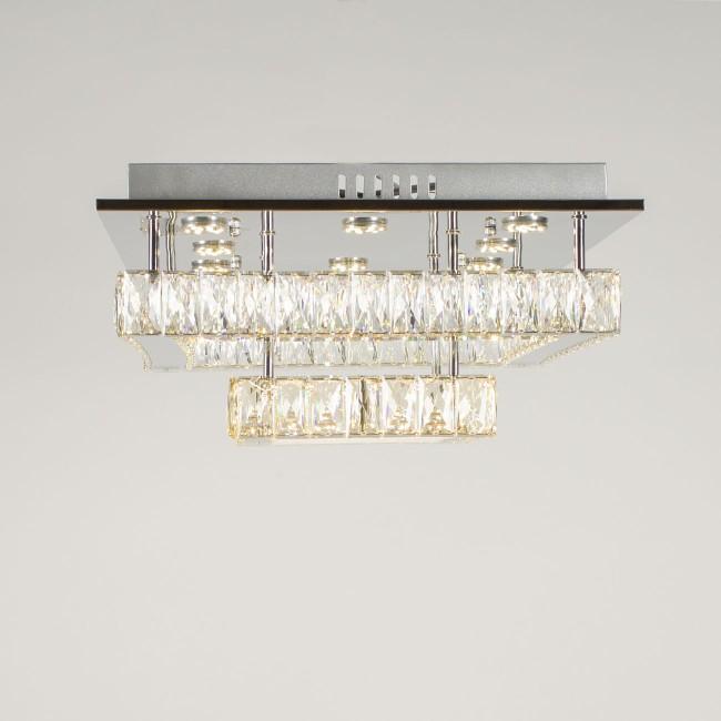 Потолочная LED люстра Square lamp