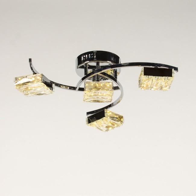 Потолочная LED люстра SV6883/3+1