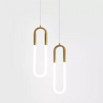 Одноламповый подвесной светильник SV210120/1GD