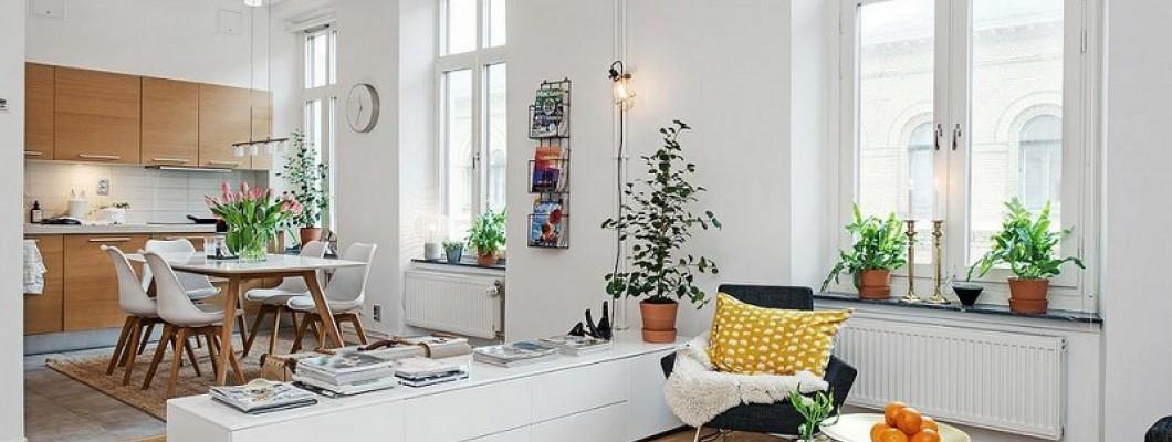 Как создать интерьер в скандинавском стиле
