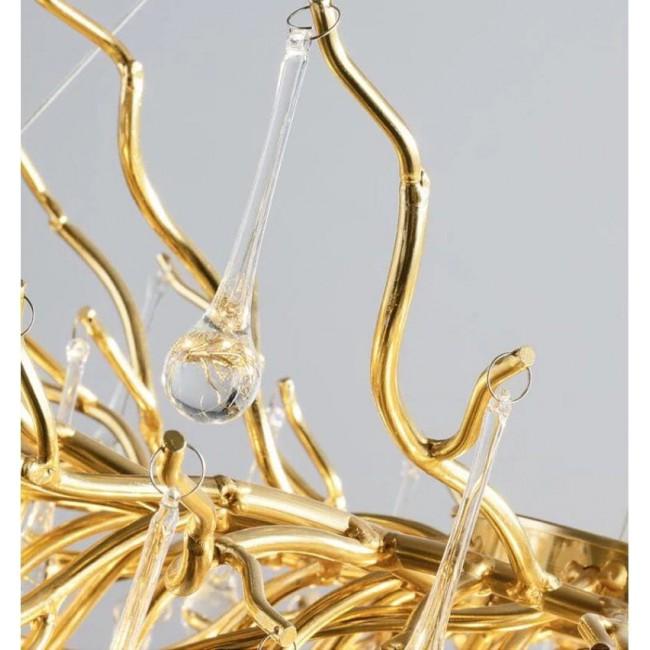 Дизайнерская подвесная люстра Serip серии  BIJOUT
