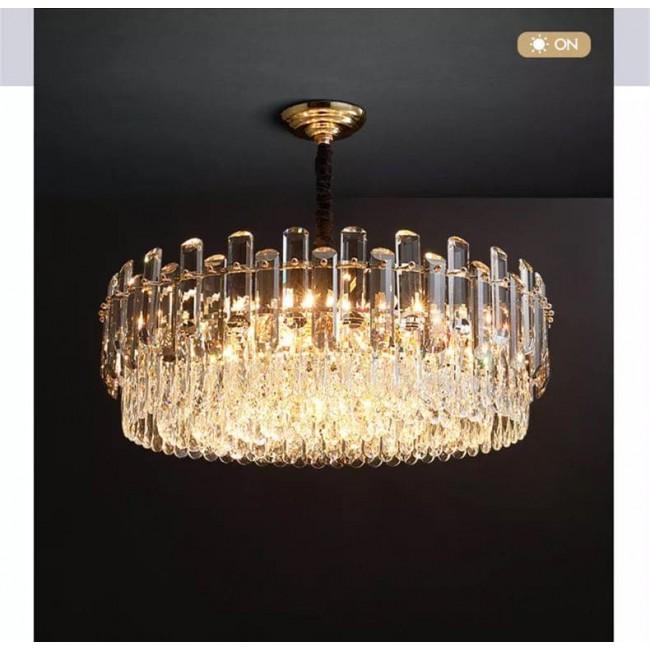 Подвесная хрустальная люстра Modern Crystal SV80023/500