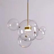 Дизайнерский подвесной светильник Bubbles 1+5AG