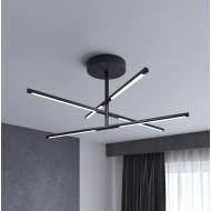 Потолочный светильник MJ KONO 36W 3200K BK 15001