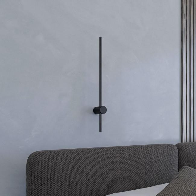 Настенный светильник MJ LINE 7W 3000K BK 13001
