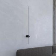 Настенный светильник MJ LINE 9W 3000K BK 13002