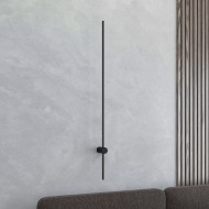 Настенный светильник MJ LINE 12W 3000K BK 13003