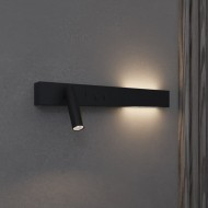 Настенный светильник MJ L-VADUD 3200K BK 15021