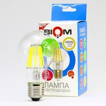 Светодиодная лампа BIOM FL-312 8W E27